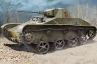 Hobby Boss 1/35 Soviet T-60 Light Tank # 84555